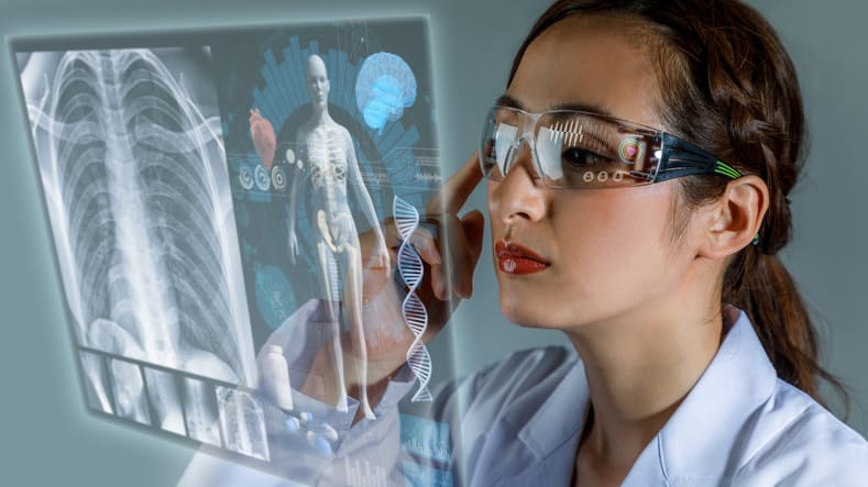 Augmented Reality. Seeing a Different Future…