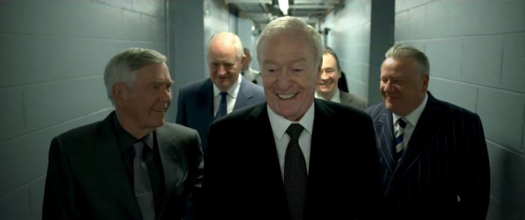 King of Thieves review: Michael Caine gets away with daylight robbery