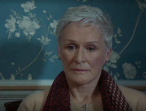 The Wife review: Glenn Close shines once again in a dull family drama