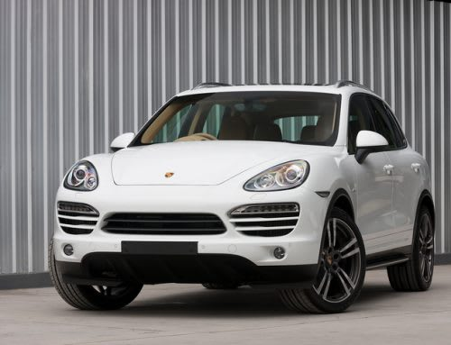 Porsche to Cease Making Diesel Cars