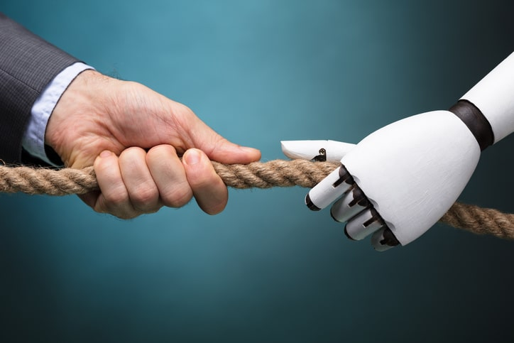 Could Robots Create more Jobs than they Take?