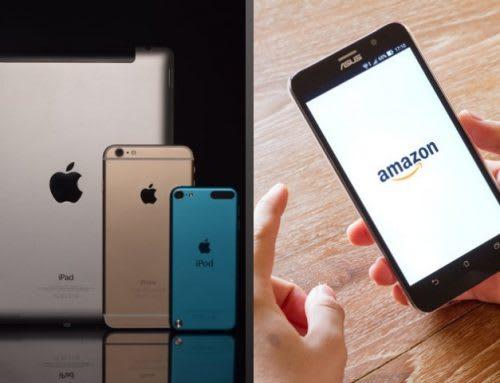 Apple and Amazon: The Trillion Dollar Twins