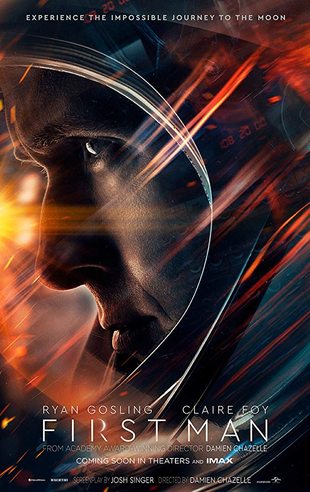 First Man review: One giant leap towards the Oscars