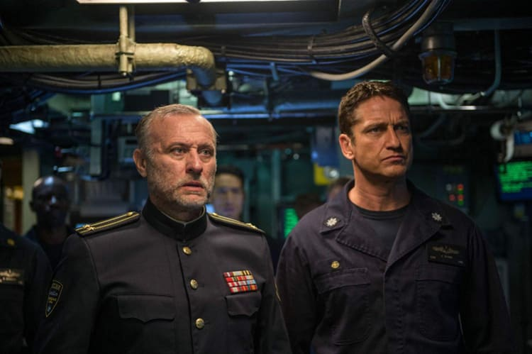 Hunter Killer review: Gerard Butler dives deep to save the world