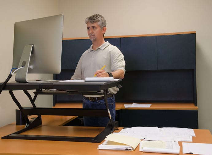 Are Standing Desks a Fad or the Future for our Health?