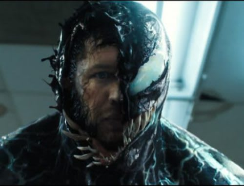 Venom review: A throwback to 90s superhero films – in the worst way