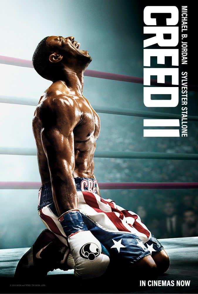 Creed II Film Poster