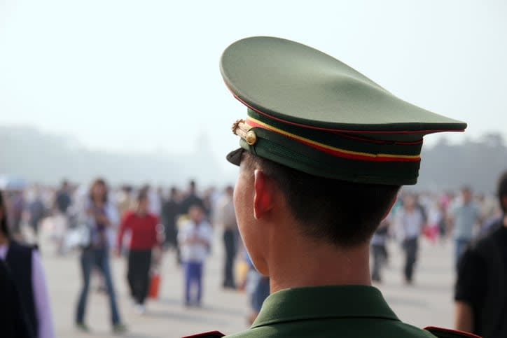 Is it Time to Worry about China?