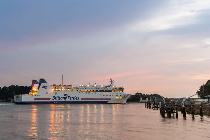 Brittany Ferries sees drop in bookings due to Brexit uncertainty