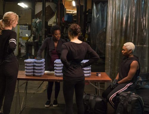 Widows review: A gritty heist drama set in the real world