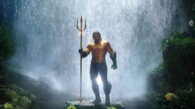 Aquaman review: A bizarre feast for the eyes