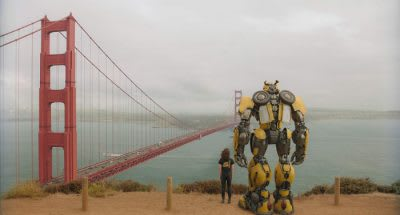 Bumblebee review: A retro throwback with plenty of heart