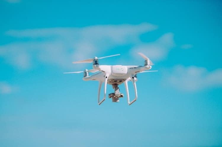 CES Drone