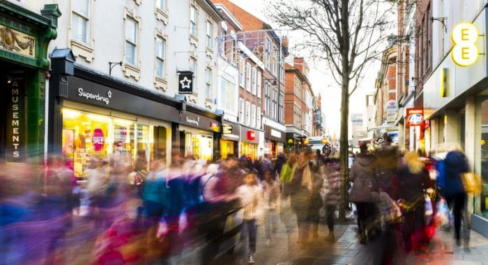 Christmas 2018. Who won, who lost and Should we Save the High Street?