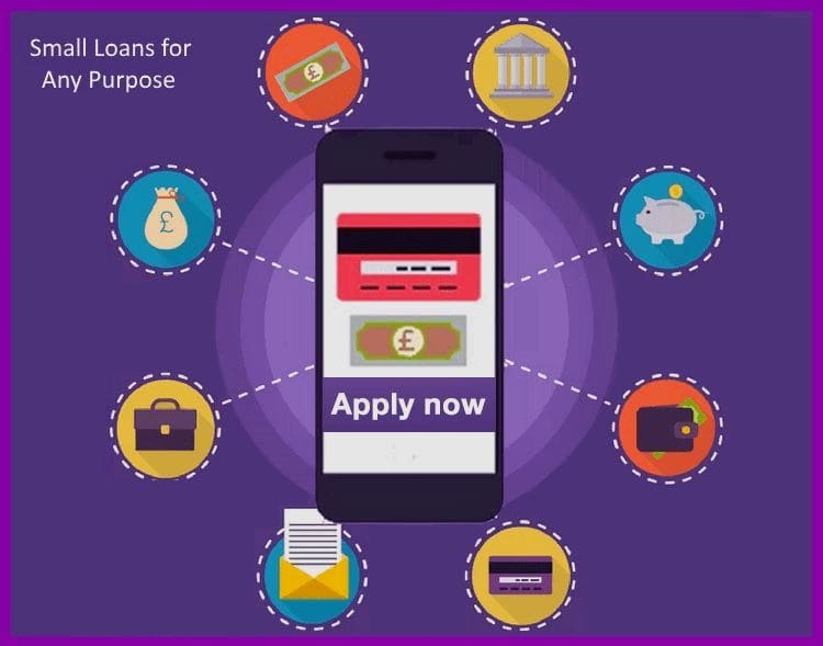 small loans for any purpose