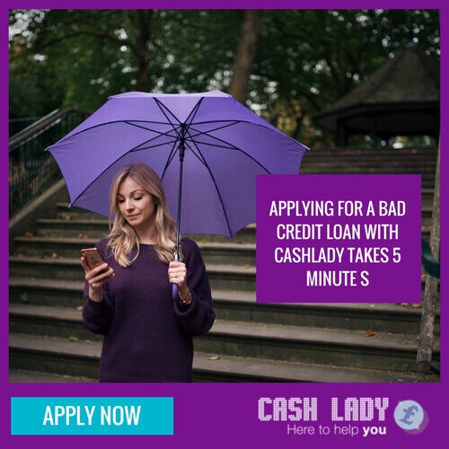 the application form is online and takes 5 minutes to apply for a loan