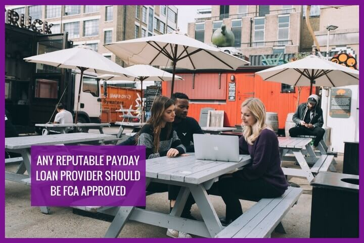Any payday lender should be FCA authorized
