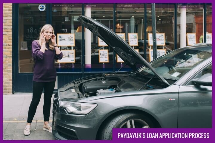if you want to borrow money from Payday UK check the loan application process