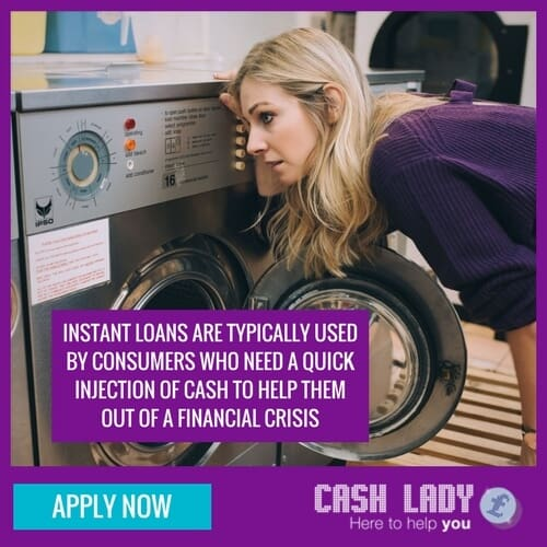 Fast loans are a common solutions in a cash emergency
