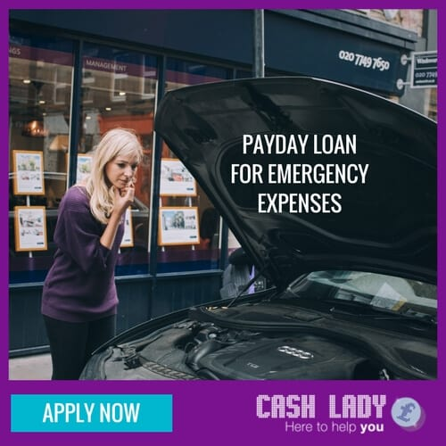 In an emergency instalment payday loans can be useful