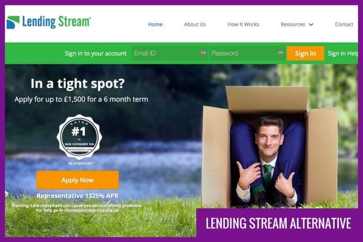 Lending Stream alternative