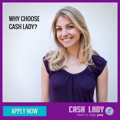 Why Choose CashLady