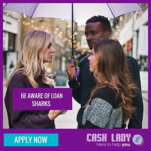 If someone offers you a guaranteed payday loan you may be dealing with an illegal lender