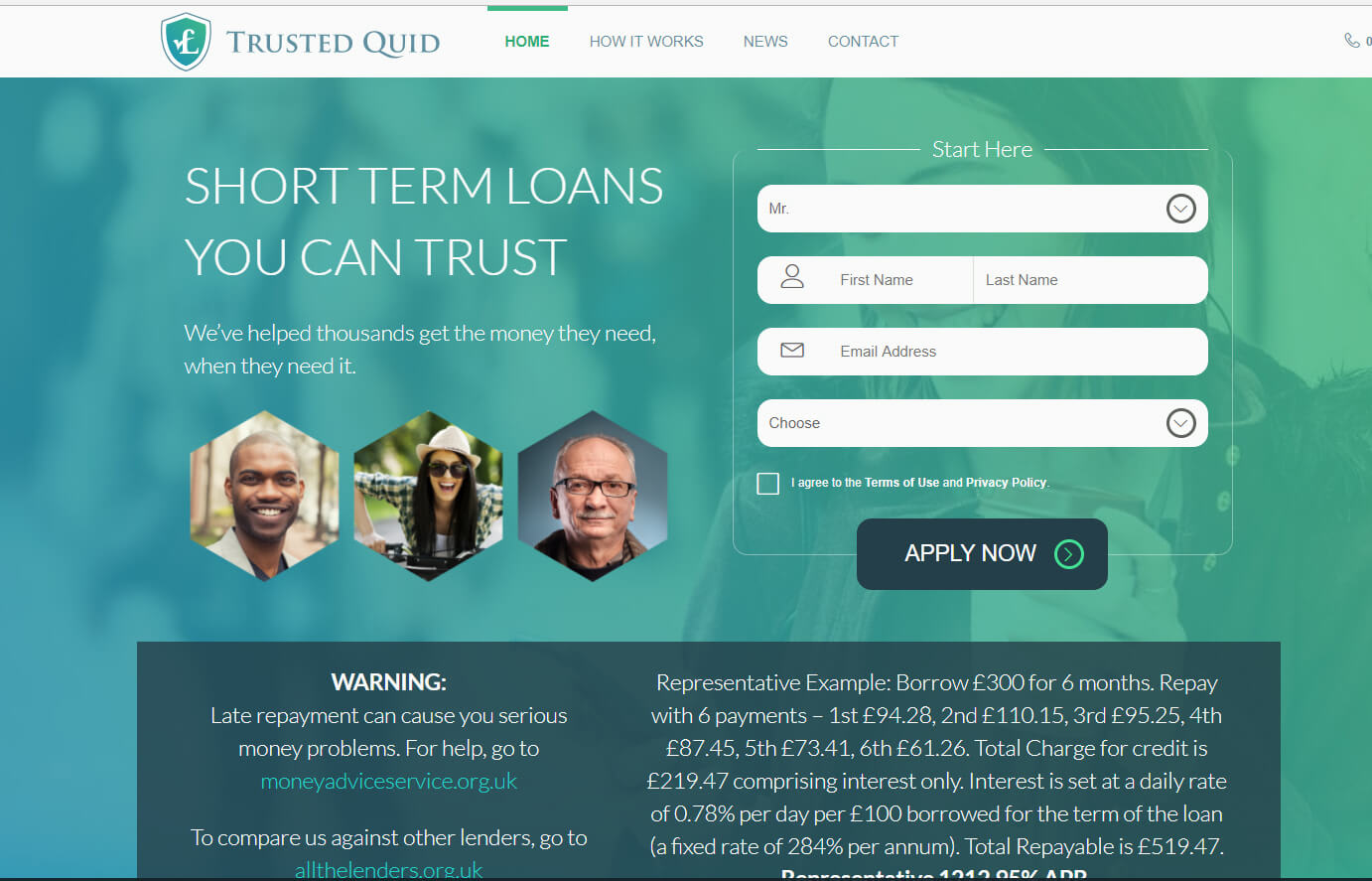 Who are Trusted Quid?