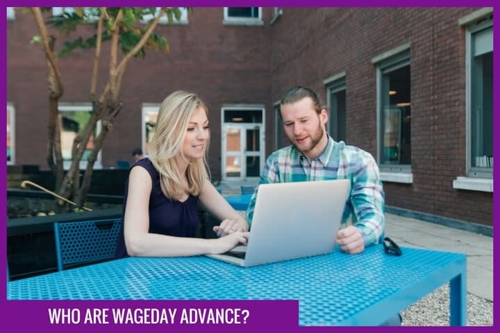 Who are Wageday Advance?