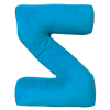Picture of Z Initial Microbead Pillow