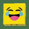 Picture of Emoji Cube 3D Mini Eraser Set