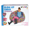 Picture of Psychedelic Collage Blow-Up Chair