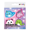 Picture of Whimsical Mini Eraser Set