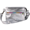 Picture of Silver Metallic Belt Bag