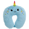 Picture of Narwhal Furry Neck Pillow