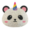 Picture of Pandacorn Rhinestone Decal Large