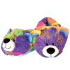 Picture of Tie Dye Bear Slippers