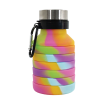 Picture of Tie Dye Collapsible Water Bottle