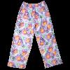 Picture of Heart Tie Dye Plush Pants