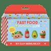 Picture of DIY Fast Food Fun Dough Kit