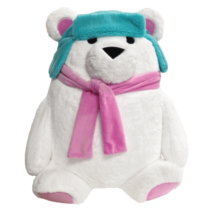 Picture of Polar Bear Stuffed Animal