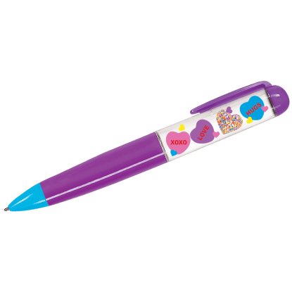 Picture of Hearts Floaty Pen