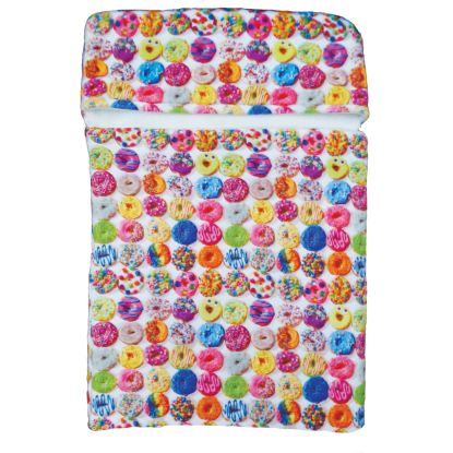 Picture of Assorted Donuts  Sleeping Bag
