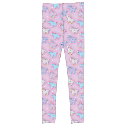 Picture of Unicorns and Stars Leggings
