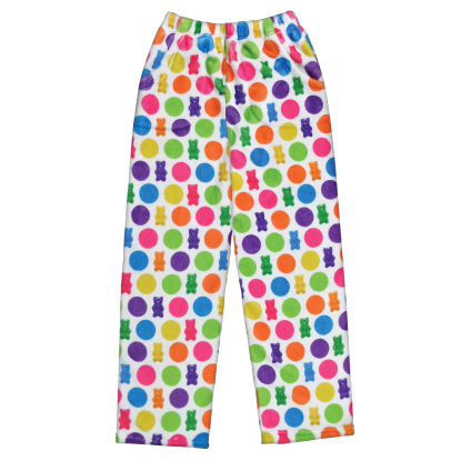 Picture of Gummy Bears Plush Pants