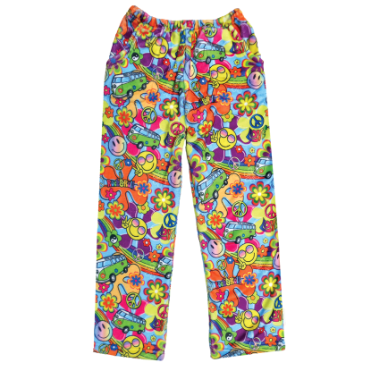Picture of Hippie Love Plush Pants