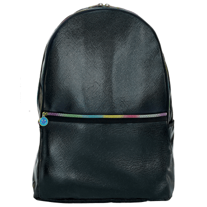 Picture of Black Metallic Backpack