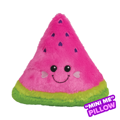 Picture of Mini Watermelon Scented Furry Pillow