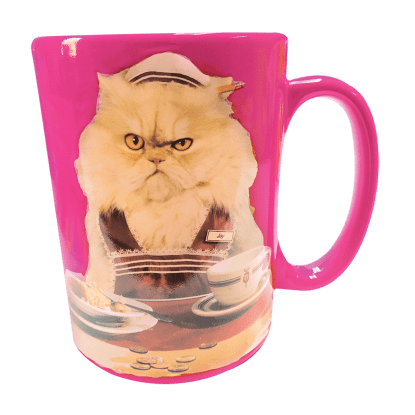 Picture of Avanti™ I Don't Do Perky Ceramic Mug