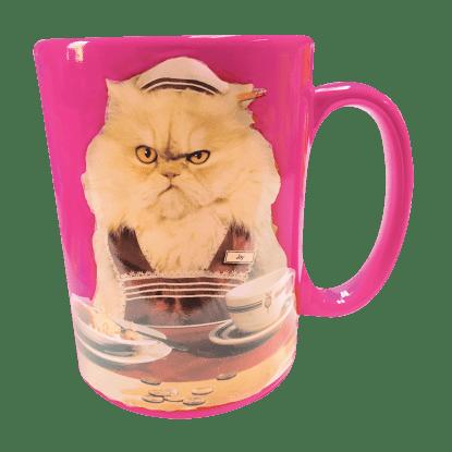 Picture of Avanti™ I Don't Do Perky Ceramic Mug